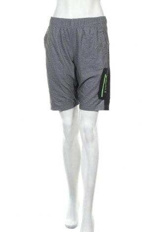 Дамски къс панталон Free Country, Размер L, Цвят Сив, 93% полиестер, 7% еластан, Цена 4,20лв.