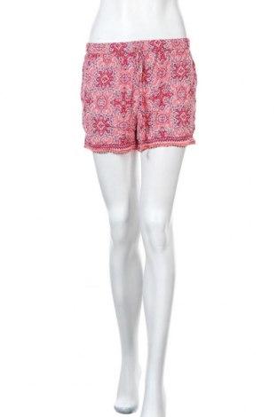 Γυναικείο κοντό παντελόνι Hollister, Μέγεθος M, Χρώμα Πολύχρωμο, Βισκόζη, Τιμή 14,29€