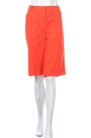 Dámské kraťasy  Jones New York, Velikost XL, Barva Oranžová, 98% bavlna, 2% elastan, Cena  248,00Kč