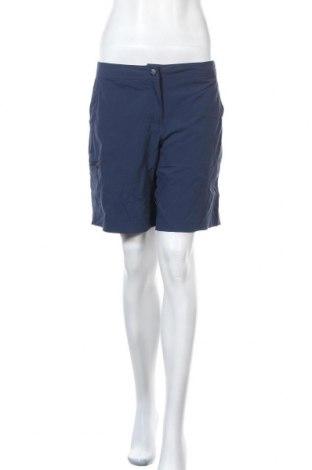 Дамски къс панталон L.L. Bean, Размер M, Цвят Син, 95% полиамид, 5% еластан, Цена 22,05лв.
