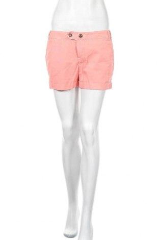 Дамски къс панталон Mango, Размер M, Цвят Розов, Памук, Цена 17,85лв.