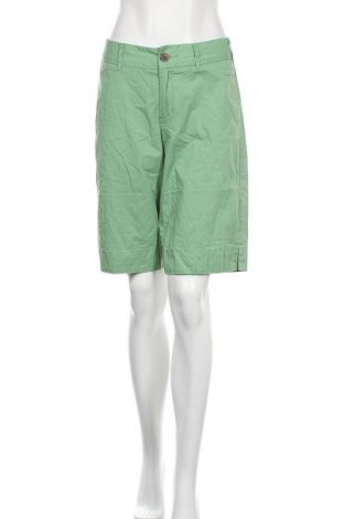 Дамски къс панталон Merona, Размер M, Цвят Зелен, Памук, Цена 22,05лв.