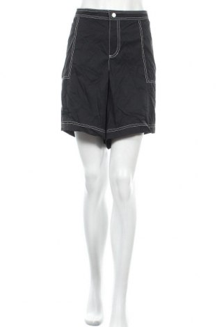 Дамски къс панталон Merona, Размер 3XL, Цвят Черен, Полиамид, Цена 16,07лв.