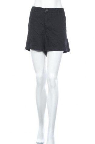 Дамски къс панталон Merona, Размер XXL, Цвят Черен, Памук, Цена 17,01лв.