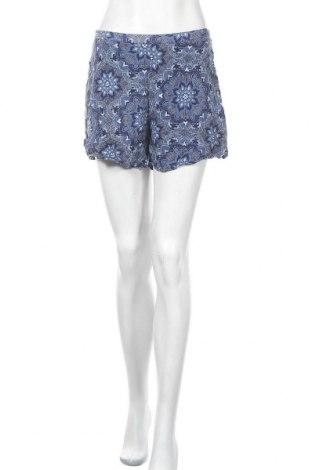 Дамски къс панталон Mudd, Размер L, Цвят Син, 100% вискоза, Цена 6,62лв.
