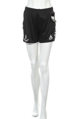 Дамски къс панталон Select, Размер M, Цвят Черен, Полиестер, Цена 30,24лв.