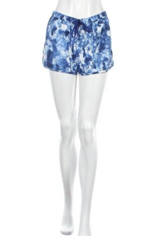 Дамски къс панталон Shamp, Размер S, Цвят Син, Полиестер, Цена 11,34лв.