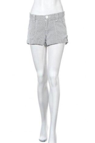 Дамски къс панталон So, Размер L, Цвят Син, Памук, Цена 22,05лв.
