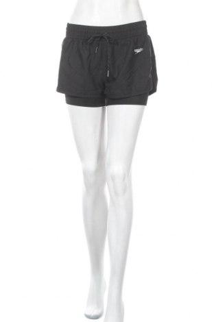 Дамски къс панталон Speedo, Размер S, Цвят Черен, Полиестер, Цена 24,15лв.