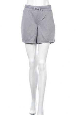 Дамски къс панталон Sports Performance by Tchibo, Размер M, Цвят Сив, Полиестер, Цена 11,03лв.