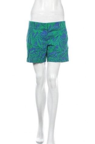Pantaloni scurți de femei Talbots, Mărime M, Culoare Verde, 98% bumbac, 2% elastan, Preț 53,55 Lei