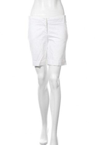 Γυναικείο κοντό παντελόνι Tommy Hilfiger, Μέγεθος M, Χρώμα Λευκό, Βαμβάκι, Τιμή 25,33€