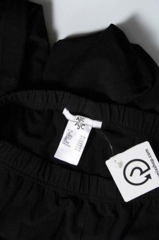 Дамски клин Ajc, Размер S, Цвят Черен, 95% памук, 5% еластан, Цена 28,50лв.