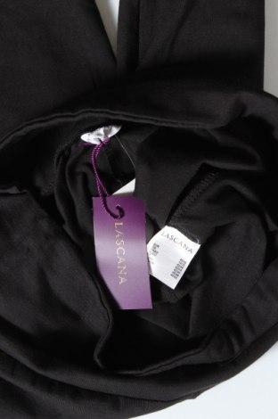 Дамски клин Lascana, Размер L, Цвят Черен, 95% памук, 5% еластан, Цена 16,66лв.