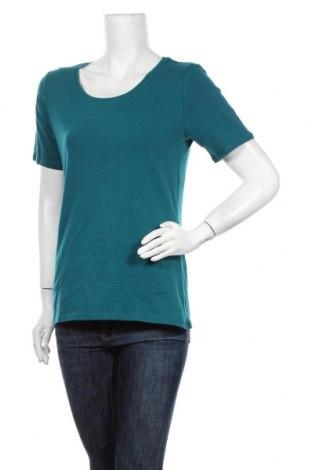 Γυναικείο σετ Vivance, Μέγεθος XL, Χρώμα Πράσινο, 95% βαμβάκι, 5% ελαστάνη, Τιμή 14,74€