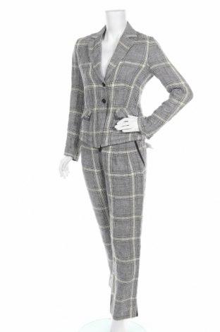 Дамски костюм Marc Aurel, Размер XS, Цвят Сив, Лен, Цена 73,50лв.