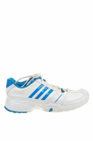 Γυναικεία παπούτσια Adidas, Μέγεθος 39, Χρώμα Λευκό, Δερματίνη, Τιμή 27,93€