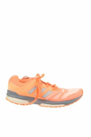 Дамски обувки Adidas, Размер 37, Цвят Оранжев, Текстил, Цена 93,45лв.