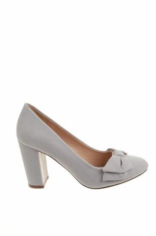 Дамски обувки Anna Field, Размер 38, Цвят Сив, Текстил, Цена 46,50лв.
