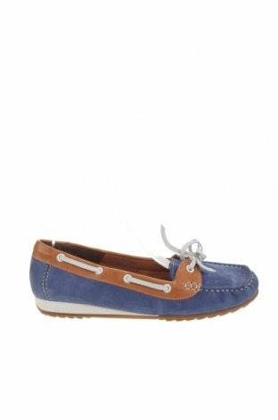 Дамски обувки Ara, Размер 38, Цвят Син, Естествена кожа, Цена 45,57лв.