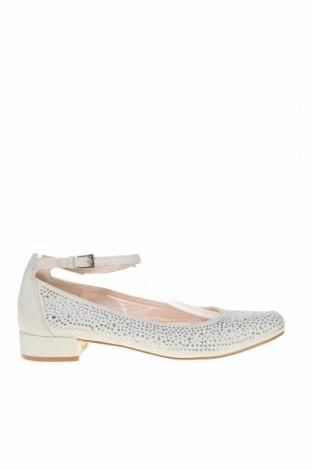 Дамски обувки Betts, Размер 39, Цвят Сребрист, Текстил, Цена 41,90лв.