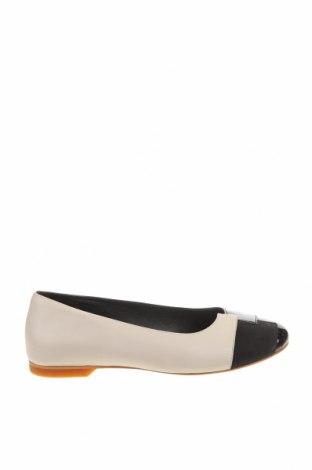 Дамски обувки Camper, Размер 38, Цвят Черен, Естествена кожа, естествен велур, Цена 116,35лв.