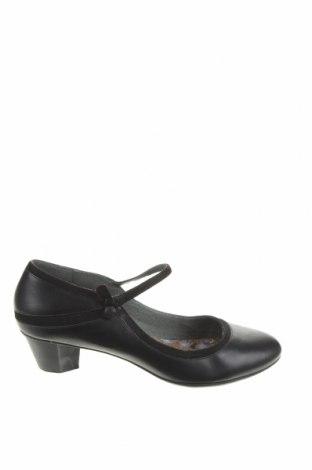 Дамски обувки Camper, Размер 40, Цвят Черен, Естествена кожа, Цена 51,75лв.