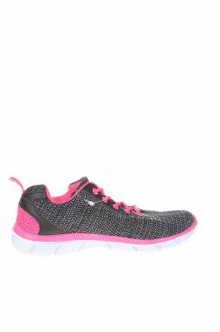 Дамски обувки Circuit, Размер 36, Цвят Черен, Текстил, Цена 29,40лв.