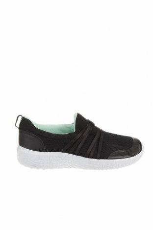 Дамски обувки Circuit, Размер 37, Цвят Черен, Текстил, Цена 19,53лв.
