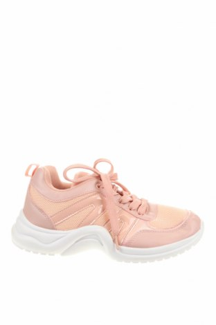 Дамски обувки Circuit, Размер 37, Цвят Розов, Текстил, еко кожа, Цена 32,92лв.