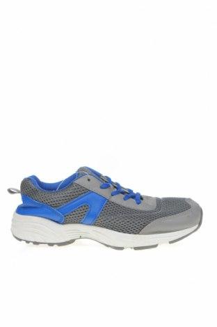 Дамски обувки Circuit, Размер 37, Цвят Сив, Текстил, еко кожа, Цена 20,95лв.
