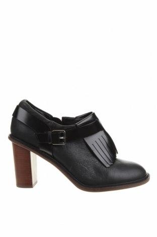 Дамски обувки Clarks, Размер 40, Цвят Черен, Естествена кожа, Цена 48,75лв.