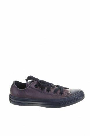 Дамски обувки Converse, Размер 36, Цвят Син, Полиуретан, Цена 83,85лв.