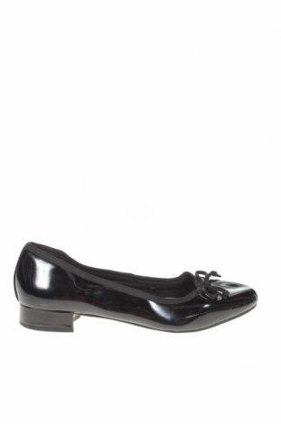 Дамски обувки Hush Puppies, Размер 37, Цвят Черен, Естествена кожа, Цена 50,40лв.