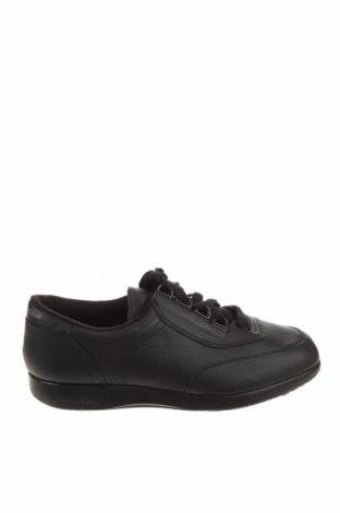 Дамски обувки Hush Puppies, Размер 37, Цвят Черен, Естествена кожа, Цена 37,17лв.