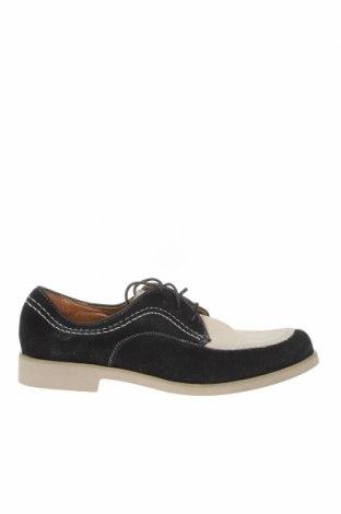 Дамски обувки Hush Puppies, Размер 37, Цвят Черен, Естествен велур, Цена 33,08лв.