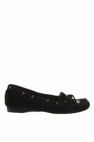 Дамски обувки MICHAEL Michael Kors, Размер 38, Цвят Черен, Естествен велур, Цена 82,72лв.