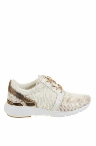 Дамски обувки MICHAEL Michael Kors, Размер 37, Цвят Бял, Текстил, естествена кожа, Цена 148,68лв.