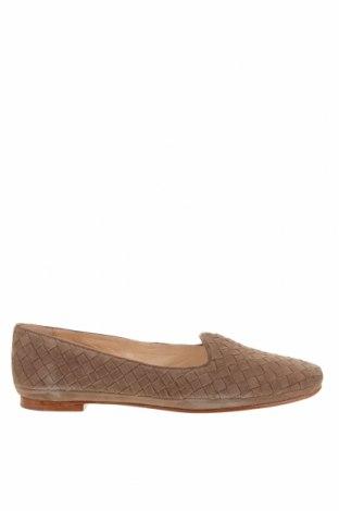 Дамски обувки Melvin & Hamilton, Размер 40, Цвят Бежов, Естествен велур, Цена 129,50лв.