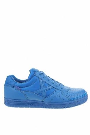 Дамски обувки Munich, Размер 37, Цвят Син, Еко кожа, текстил, Цена 70,95лв.