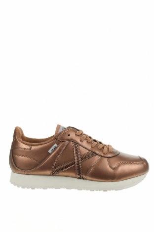 Дамски обувки Munich, Размер 39, Цвят Кафяв, Еко кожа, Цена 74,82лв.