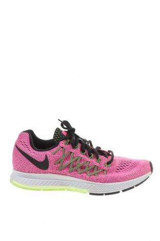 Дамски обувки Nike, Размер 37, Цвят Розов, Текстил, Цена 51,45лв.