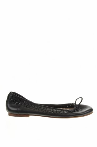 Дамски обувки Nine West, Размер 37, Цвят Черен, Естествена кожа, Цена 33,08лв.
