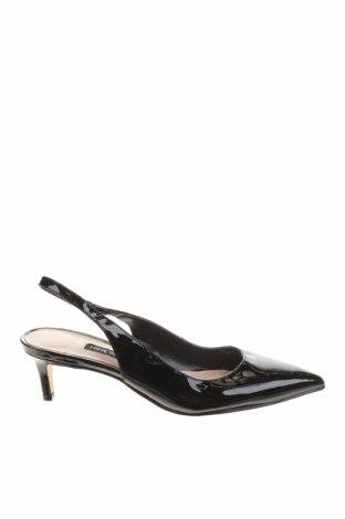 Дамски обувки Nine West, Размер 36, Цвят Черен, Естествена кожа, Цена 43,89лв.