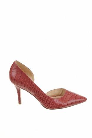 Дамски обувки Nine West, Размер 39, Цвят Розов, Естествена кожа, Цена 44,10лв.