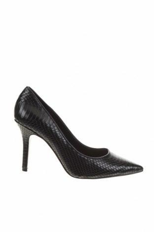 Дамски обувки Nine West, Размер 37, Цвят Черен, Еко кожа, Цена 50,40лв.