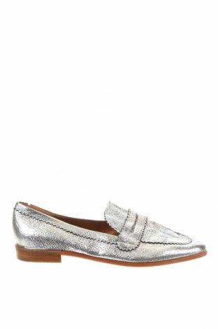 Дамски обувки Nine West, Размер 40, Цвят Сив, Естествена кожа, Цена 60,90лв.