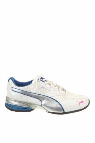 Дамски обувки PUMA, Размер 38, Цвят Бял, Еко кожа, Цена 49,35лв.