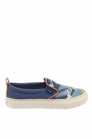 Дамски обувки Pepe Jeans, Размер 35, Цвят Син, Текстил, Цена 59,60лв.