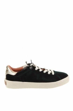 Γυναικεία παπούτσια Pepe Jeans, Μέγεθος 36, Χρώμα Πράσινο, Κλωστοϋφαντουργικά προϊόντα, Τιμή 35,06€